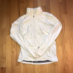 Lululemon zip up jacket with hood